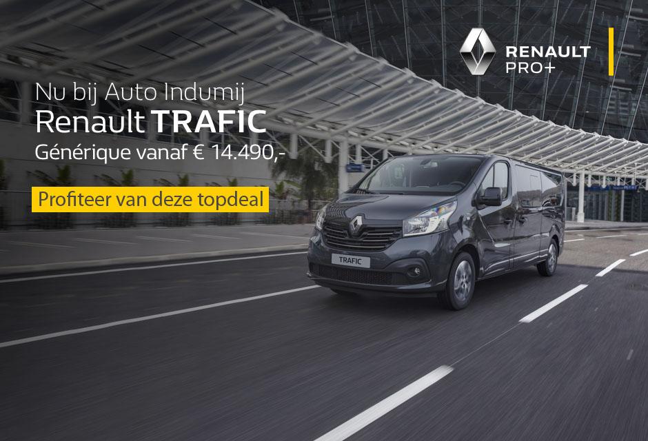 Renault Garage Barendrecht : Nieuw ikwileentrafic voor de scherpste renault trafic deals