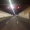 Heinenoordtunnel weer afgesloten in de avonduren