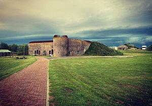 Fort Buitensluis is 23 en 24 oktober open
