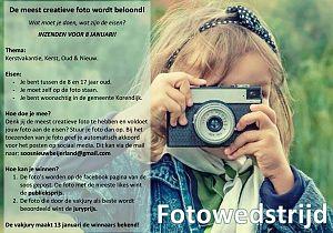 Jeugdsoos Nieuw-Beijerland organiseert fotowedstrijd