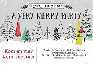 Kom en vier kerst met ons