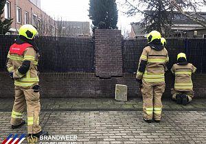 Zwarte storm zorgt voor handenvol werk bij brandweer