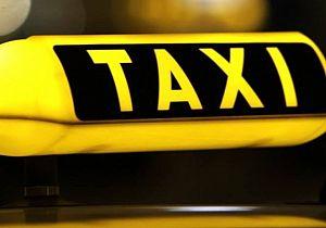 Taxichauffeur mishandeld