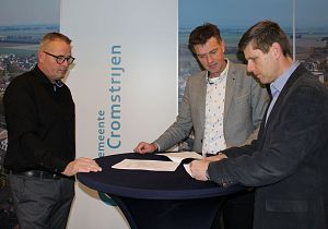 Ondertekening uitvoeringsovereenkomst BIZ