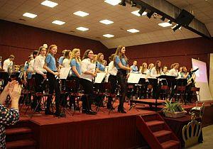 Indrukwekkend herdenkingsconcert voor Mikel van Dijk
