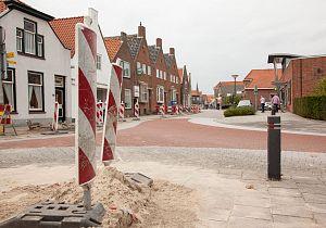 Werkzaamheden Molenstraat en Oranjestraat lopen uit