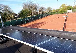 Tennisvereniging Numansdorp verduurzaamt