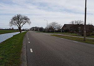 Lange Biesakkerweg langer afgesloten