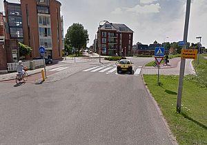 Kruispunt Spuidijk-Zinkweg-Molendijk op de schop
