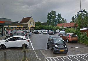 Herinrichting parkeerterrein Albert Heijn 's-Gravendeel van start