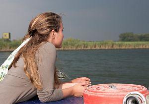 Vaartocht Beleef Tiengemeten vanaf het water