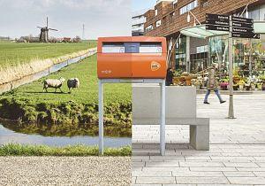 PostNL past netwerk brievenbussen in gemeente Binnenmaas aan
