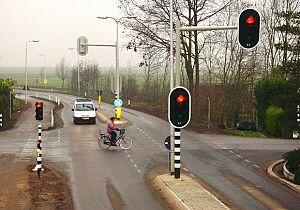 Hoekseweg tussen Strijen en Klaaswaal afgesloten