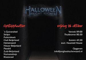 Durf jij Walibi Fright Nights aan!