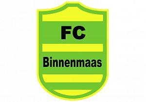 Wederom een spannende middag voor FC Binnenmaas