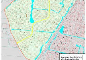 Zoomwijck wordt 30 km gebied met algehele parkeerverbodszone
