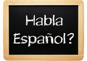 Fris uw Spaans op!