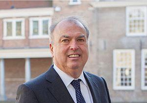 Peter van Velden waarnemend burgemeester Hoeksche Waard