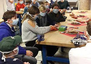 Klas solidair voor zieke leerling