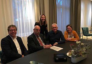 Oprichting Stichting de Hoeksche Waardse Uitdaging