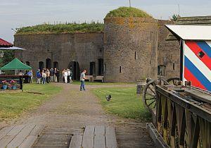 Fort Buitensluis elk weekend open