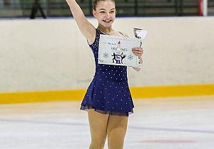 Kunstrijdster Britt Harmsen kampioene in A Finale