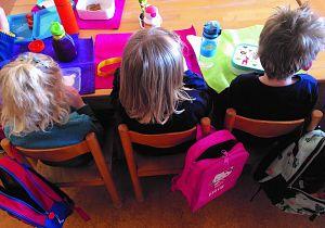 Kleuters en school: het belang van spel en fantasie