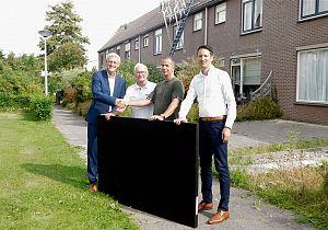 HW Wonen gaat vaart zetten achter zonnepanelen op huurwoningen