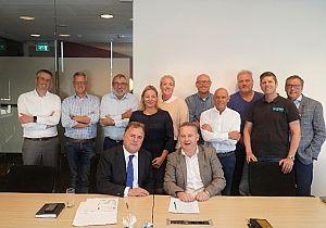 Ondernemersvereniging Hoeksche Waard en ONL voor Ondernemers maken samenwerking bekend