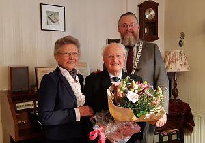 Echtpaar Moree 60 jaar getrouwd