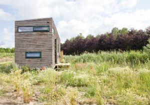 Lezing wonen in een Tiny House