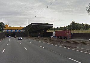 Heinenoordtunnel komende nacht afgesloten voor verkeer