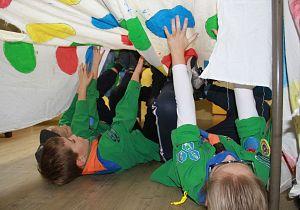 Nieuwjaarsinstuif bij Scouting Driestromengroep Numansdorp