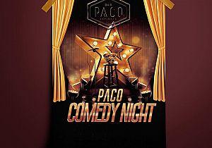 Paco Comedy Night