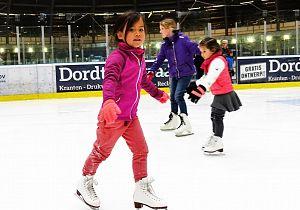 Snelcursus schaatsen in de voorjaarsvakantie