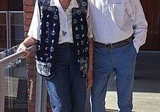 Echtpaar Groenveld-Kornaat 60 jaar getrouwd