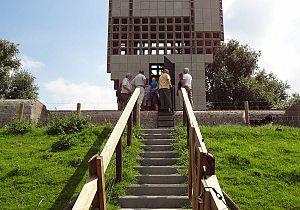 OPEN MONUMENTENDAG Zaterdag 12 septemberLuchtwachttoren in de Mariapolder open