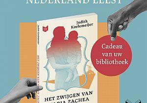 Heel Nederland leest 'Het zwijgen van Maria Zachea'
