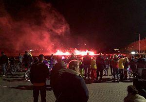 Eerste drive-in vuurwerkshow van Nederland geannuleerd