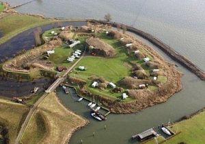 Fort Buitensluis zeer blij met subsidie van provincie