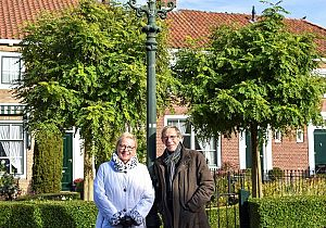 Felicitaties voor 60-jarig huwelijksjubileum echtpaar Scholten uit Strijen