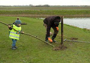 HW Zoemt plant bomen en struiken