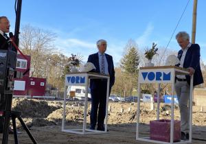 Start bouw 26 energieneutrale woningen in Mijnsheerenland
