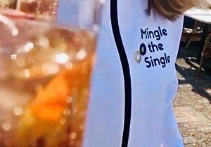 Geslaagd eerste Walking Singles Dinner - 2de editie volgt op 5 juni