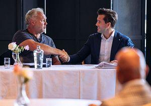 Ondernemersvereniging Hoeksche Waard (OHW) & Cybernetwerk ZHE ondertekenen Convenant