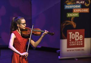 Laat je talent horen tijdens het ToBe Solisten Concours 2021