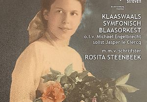 Literair concert NLS en schrijfster Rosita Steenbeek
