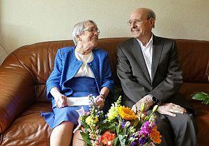 Echtpaar Schot 70 jaar getrouwd