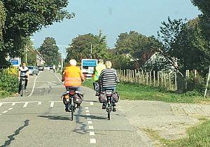 Fietsgroep Doortrappen Puttershoek gaat van start!