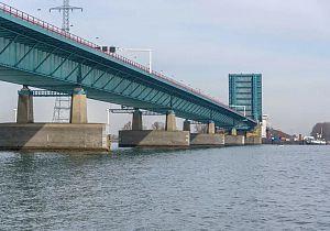 Verkeersmaatregel 50 km/u op Haringvlietbrug schuift twee weken op